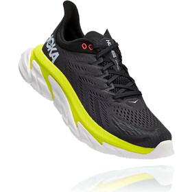 Hoka One One Clifton Edge Scarpe Uomo, anthracite/evening primrose